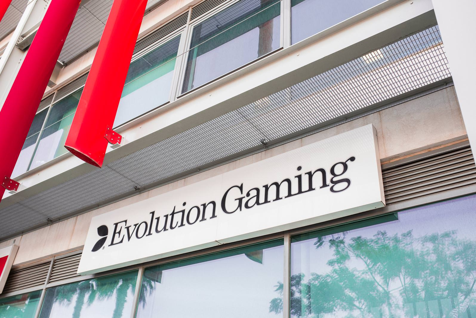 Evolution Gaming Offices