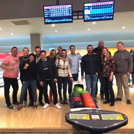 WIS Team Event Bowling
